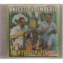 Cd Aniceto Do Império - Roberto Ribeiro - João Nogueira