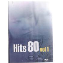 Dvd, Hits 80 Vol 1 - 15 Músicas De Épocas Inesquecíveis.2