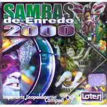 Cd / Sambas Enredo Carnaval 2000 Rio De Janeiro