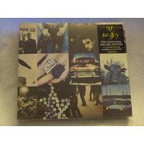 Cd - U2 - Achtung Baby - Deluxe Edition - Box Duplo Lacrado