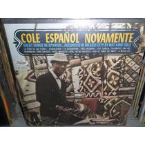 Lp Nat Cole : Gravado No Áxico Frete 24,00 R$