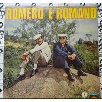 Romero E Romano Lp Mourão Da Porteira Forro Sertanejo Stereo
