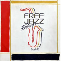 Lp Various Artists - Free Jazz Festival Brasil 86