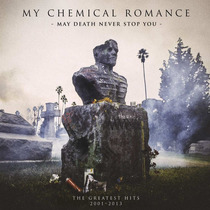 Cd/dvd My Chemical Romance May Death Never Stop You =import=