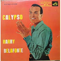Lp Harry Belafonte - Calypso