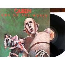 Lp - Vinil - Queen - News Of The World - Novo - Importado