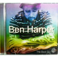 Rock Pop Blues Dance Funk Cd Ben Harper The Best So Far