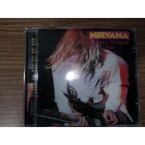 Nirvana - Heart-shapped Box Volume 7 E 8 Importado Novo