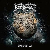 Borknagar - Universal¿ Cd Black Metal Folk Death