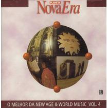 Cd Lacrado Nova Era Volume 4 New Age & World Music Corciolli