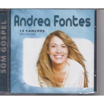 Andrea Fontes - Som Gospel *lançamento* - Cd - Mk Music