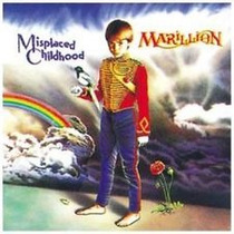 Marillion - Misplaced Childhood - Novo - Cd