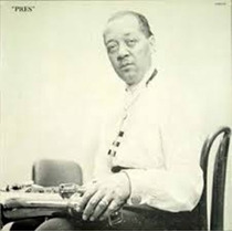 Lp Lester Young - Pres - In Washington D. C. 1956