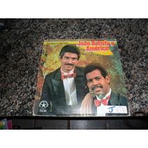 Lp Gospel João Batista E Américo Enxugue As Lágrimas 1985