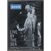 Oasis - Live By The Sea - Live At Southend Cliffs - Dvd Novo