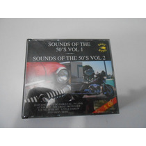 Cd Duplo Sounds Of The 50