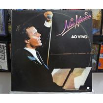 Lp Vinil - Julio Iglesias - Ao Vivo - 1984 (duplo)