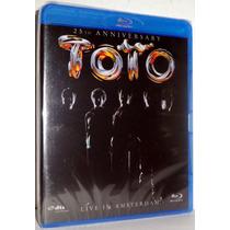 Blu-ray Toto - Live In Amsterdam - 25th Anniversary