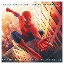 Cd Homem Aranha Soundtrack