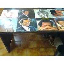 Lp Julio Iglesias - Lote Com 08 Discos