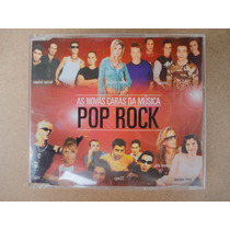 As Novas Caras Da Música - Pop Rock - Cd