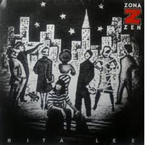 Lp Rita Lee - Zona Zen