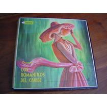 Lp Discos Vinil Orquestra Los Romanticos Del Caribe Box C/ 6