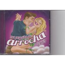 Na Pegada Do Arrocha 2013 *lançamento* - Cd Somlivre