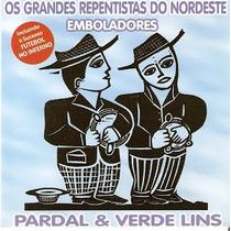 Cd Pardal & Verde Lins: Os Grandes Repentistas - Emboladores