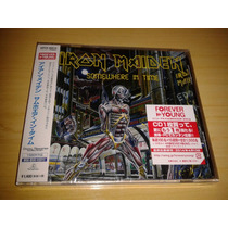 Iron Maiden - Somewhere In Time - Japan 2014 Edition