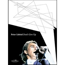 Dvd Peter Gabriel - Dont Give Up ( Digipack )