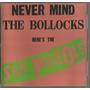 Cd -sex Pistols -0 Never Mind The Bollocks - Importado -raro