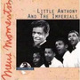 Cd Cd Little Anthony And The Imperials - Meus Momentos