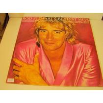 Disco De Vinil Lp Rod Stewart Greatest Hits Lindoooooooooooo