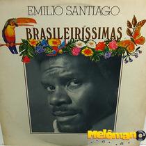 Emílio Santiago 1976 Brasileiríssimas Lp Arranjos Meireles