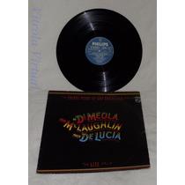 Lp Al Dimeola John Mclaughlin Paco De Lucia Friday Night