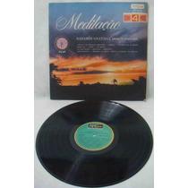Radamés Gnatalli Piano E Orquestra Lp Meditação 1969 Stereo