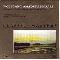 Mozart - Sinfonia 13 - Classic Masters