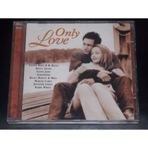 Cd Only Love - Bryan Adams, Mariah Carey, Elton John, Aerosm