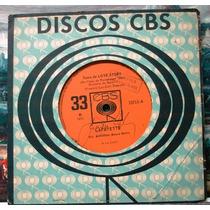 Lafayette - Compacto Vinil Cbs- Love Story (tema) - 1971