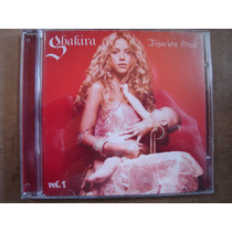 Cd Shakira Fijacion Oral Vol. 1