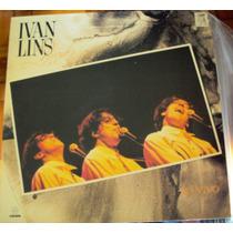 285 Mvd- Lp 1991- Ivan Lins- 20 Anos- Vinil- Nacional