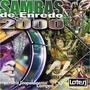 Cd Sambas De Enredo 2000 - Rio De Janeiro