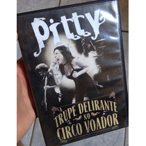 Pitty Trupe Delirante No Circo Voador - Dvd