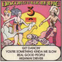 Discoteca Alucinante 3 Compacto Vinil Disco Tex Gloria Gayn