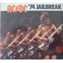 Ac / Dc Cd Nacional Lacrado ´74 Jailbreak 2003 Digipak