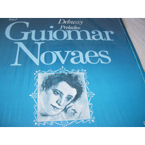 Lp,debussy: Prelúdios, Por Guiomar Novaesfrete 24,00 R$