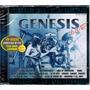Cd Genesis Live Ultra Rare Trax - Novo Lacrado Raro