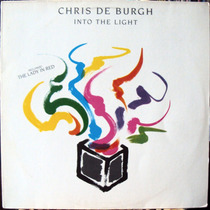 Lp Vinil - Chris De Burgh - Into The Light - 1986