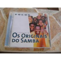 Cd - Os Originais Do Samba Focus 20 Sucessos